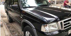 Bán xe Hyundai Santa Fe AT sản xuất 2008, màu đen chính chủ, giá tốt giá 245 triệu tại Hà Nội