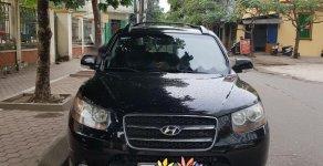 Bán Hyundai Santa Fe đời 2008, màu đen, xe nhập giá 560 triệu tại Hà Nội