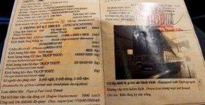 Thanh lý cặp Auman 15 tấn đời 2015, xe đang hoạt động bình thường giá 600 triệu tại Đồng Nai