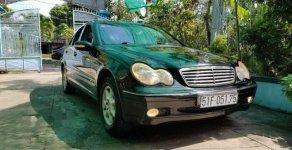 Cần bán xe Mercedes C200 năm 2003, màu đen, nhập khẩu chính chủ giá cạnh tranh giá 300 triệu tại Tp.HCM