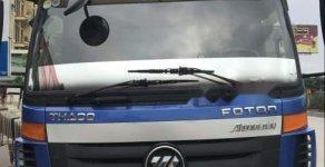 Cần bán xe Thaco Auman đời 2016, màu xanh lam như mới giá 465 triệu tại Hưng Yên