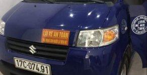 Bán xe Suzuki Super Carry Truck năm sản xuất 2010, màu xanh lam, xe nhập giá 175 triệu tại Thái Bình