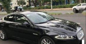 Bán Jaguar XF 2.0 AT năm sản xuất 2015, màu đen, xe nhập số tự động giá 1 tỷ 570 tr tại Tp.HCM