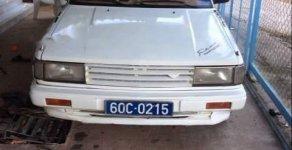 Cần bán gấp Nissan Bluebird năm 1996, màu trắng, giá 34tr giá 34 triệu tại Đồng Nai
