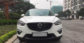 Cần bán xe Mazda CX 5 sản xuất 2015 màu trắng, giá chỉ 768 triệu giá 768 triệu tại Hà Nội