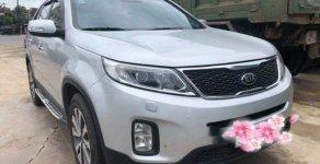 Bán Kia Sorento GAT 2.4L 2WD sản xuất năm 2014, màu bạc như mới giá 680 triệu tại Tp.HCM