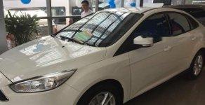Cần bán xe Ford Focus sản xuất 2018, màu trắng, nhập khẩu nguyên chiếc giá 570 triệu tại Tp.HCM