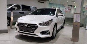 Cần bán xe Hyundai Accent năm 2018, màu trắng, 490 triệu giá 490 triệu tại Tp.HCM