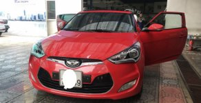 Cần bán Hyundai Veloster 1.6 tubor 2.2 AT năm 2011, màu đỏ giá 470 triệu tại Thái Nguyên