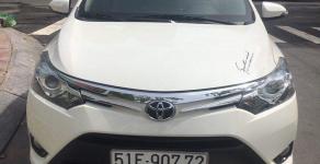 Bán xe Toyota Vios 1.5G đời 2016, phiên bản cao cấp giá 530 triệu tại Tp.HCM