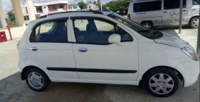 Cần bán gấp Chevrolet Spark 2010, màu trắng, nhập khẩu giá 125 triệu tại Quảng Nam