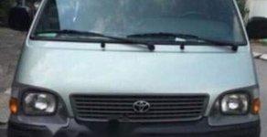 Bán Toyota Hiace năm sản xuất 2002, nhập khẩu, giá chỉ 115 triệu giá 115 triệu tại Hà Nội