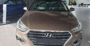 Bán xe Hyundai Accent sản xuất năm 2018, màu nâu giá 490 triệu tại BR-Vũng Tàu