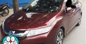 Bán Honda City 1.5CVT sản xuất năm 2016, màu đỏ chính chủ, giá chỉ 470 triệu giá 470 triệu tại Tp.HCM