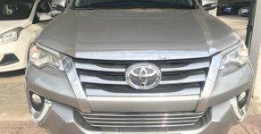 Bán ô tô Toyota Fortuner sx 2016, ĐK 2017, màu bạc, chạy đúng 75000km, trả trước 330tr có xe ngay giá 1 tỷ 20 tr tại Tp.HCM