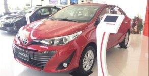 Bán xe Toyota Vios G 2018, màu đỏ, mới 100% giá 606 triệu tại Tp.HCM