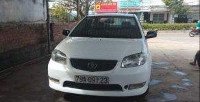 Cần bán xe Toyota Vios sản xuất 2006, màu trắng giá cạnh tranh giá 169 triệu tại Ninh Thuận