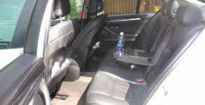 Cần bán gấp BMW 523i đời 2010, màu bạc, nhập khẩu giá 800 triệu tại Hà Nội