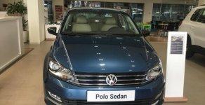 Cần bán Volkswagen Polo Sedan 2016, nhập khẩu, hỗ trợ vay 80% giá trị xe, lh-0931878379 giá 599 triệu tại Tp.HCM