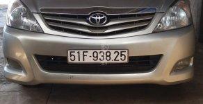 Cần bán Toyota Innova G sản xuất năm 2009, màu bạc giá 395 triệu tại Đồng Nai