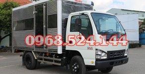 Xe tải isuzu 2T4 – 2T9 siêu tiết kiệm nhiên liệu, công nghệ euro4 giá 480 triệu tại Tp.HCM