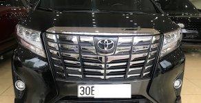 Bán xe Toyota Alphard Executive Louge năm 2016 đăng ký T12.2017, đẹp xuất sắc đi chưa tới 1 vạn km giá 4 tỷ 980 tr tại Hà Nội