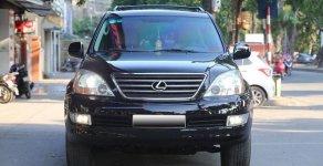 Lexus GX470 đời 2009, màu đen, nhập khẩu giá 1 tỷ 650 tr tại Hà Nội