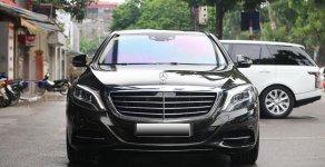 Mercedes Benz S500 L 2016, màu đen, xe nhập giá 4 tỷ 950 tr tại Hà Nội