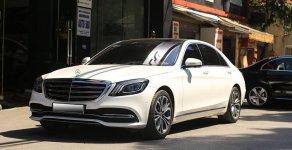 Mercedes Benz S450 Luxury sản xuất 2017, đăng ký 2018, màu trắng, nhập khẩu nguyên chiếc giá 4 tỷ 700 tr tại Hà Nội