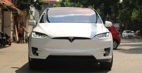 Tesla X P100D đời 2018, màu trắng, xe nhập nguyên chiếc giá 9 tỷ 330 tr tại Hà Nội