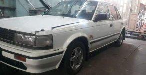 Cần bán xe Nissan Bluebird đời 1987, màu trắng, xe nhập giá 48 triệu tại Tp.HCM