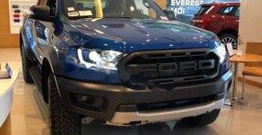 Bán Ford Ranger Raptor 2.0L 4x4 AT năm sản xuất 2018, màu xanh lam, nhập khẩu nguyên chiếc giá 1 tỷ 198 tr tại Hà Nội