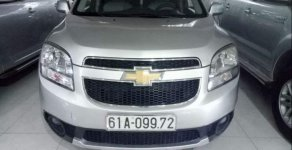Bán Chevrolet Orlando 2013, màu bạc, nhập khẩu nguyên chiếc, giá tốt giá 398 triệu tại Tp.HCM