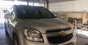 Cần bán xe Chevrolet Orlando LTZ số tự động đăng ký 2017, màu bạc mới 95%, giá 650triệu giá 650 triệu tại Khánh Hòa