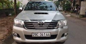 Chợ ô tô Giải phóng bán xe Toyota Hilux E 2014, màu bạc, nhập khẩu giá 485 triệu tại Hà Nội