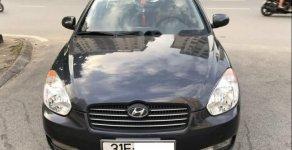 Bán xe Hyundai Verna 1.4 số tự động, đời 2009, đăng kí lần đầu 10/2010, nhập khẩu HQ giá 289 triệu tại Hà Nội