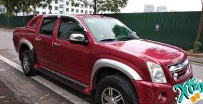 Cần bán xe Isuzu Dmax AT, 2010, màu đỏ, nhập khẩu giá 360 triệu tại Hà Nội