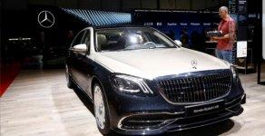 Mercedes S650 Maybach sản xuất 2018, nhập khẩu giá 20 tỷ tại Hà Nội