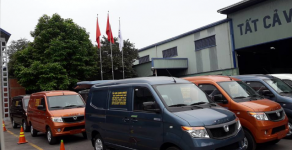 xe kenbo(van) 5 chỗ 650kg giá 175 triệu tại Tp.HCM