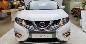 Bán ô tô Nissan X trail 2.5 SV Luxury sản xuất 2018, màu trắng giá 1 tỷ 48 tr tại Tp.HCM