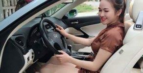 Cần bán lại xe Lexus IS năm sản xuất 2010, nhập khẩu nguyên chiếc giá 1 tỷ 150 tr tại Quảng Nam
