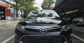 Bán ô tô Toyota Camry 2.0 AT năm sản xuất 2018, màu đen giá 997 triệu tại Hà Nội