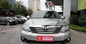 Toyota Sure Mỹ Đình bán Fortuner máy xăng, 1 cầu số tự đông năm 2012. LH 0934891515 giá 680 triệu tại Hà Nội