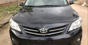 Cần bán Toyota Corolla altis sản xuất năm 2011, màu đen, xe nhập, giá 528tr giá 528 triệu tại Thái Nguyên