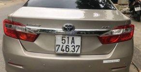 Bán Toyota Camry 2.5Q 2013, màu vàng cát giá 870 triệu tại Tp.HCM
