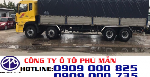 Giá xe tải Dongfeng 17.9 tấn- YC310 4 chân | Xe Dongfeng 17T9 – YC310 giá 1 tỷ 280 tr tại Tp.HCM