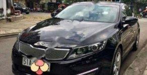 Cần bán gấp Kia Optima 2.0 sản xuất 2012, màu đen, nhập khẩu nguyên chiếc chính chủ  giá 530 triệu tại Tp.HCM