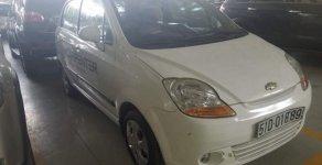 Cần bán lại xe Chevrolet Spark năm sản xuất 2014, màu trắng, xe nhập giá 160 triệu tại Tp.HCM