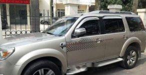 Cần bán lại xe Ford Everest sản xuất năm 2011, màu bạc chính chủ, 510tr giá 510 triệu tại Hà Nội