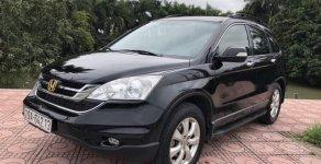 Bán ô tô Honda CR V 2.4AT đời 2012, màu đen còn mới giá 640 triệu tại Hà Nội